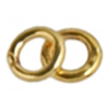 Gold Filled 14kt Jump Ring (.64) Round 3mm